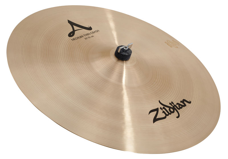 "Zildjian 20"" A-Series Medium Thin Crash"