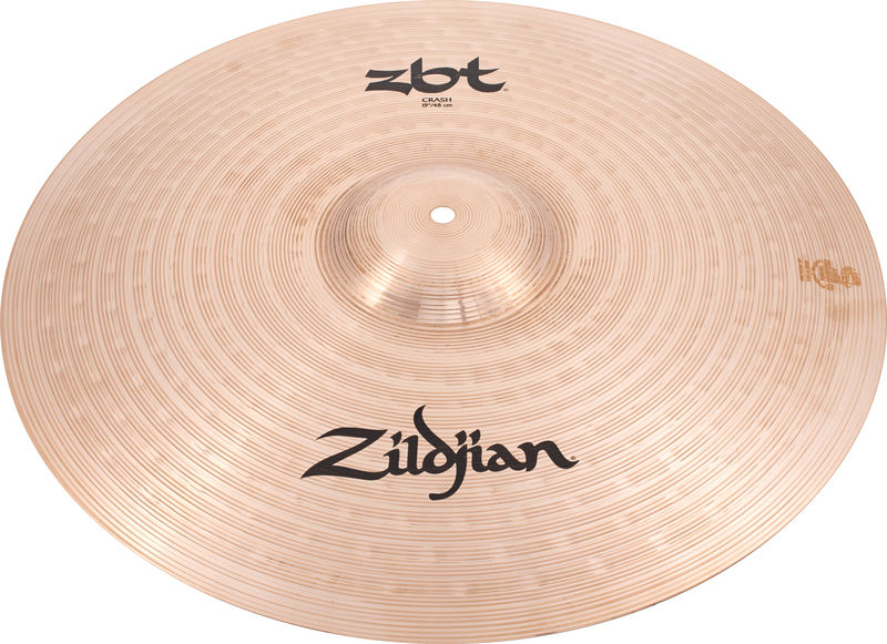 "Zildjian 19"" ZBT Crash"