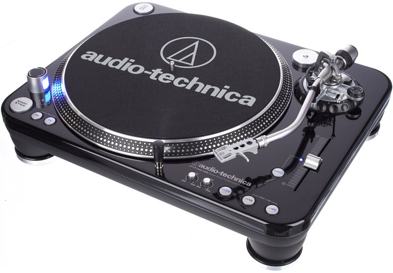 Audio Technica At Lp1240usb Musikhaus Thomann