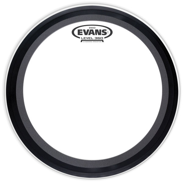 "Evans 24"" EMAD Coated Bass Drum"
