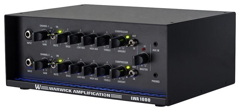 Warwick LWA 1000 blk