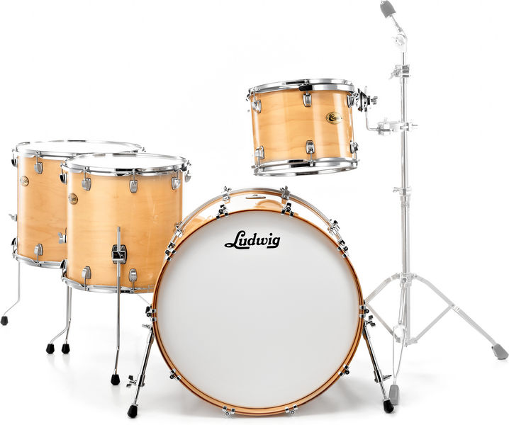 Ludwig Centennial Drag Set LRC22DX-NM