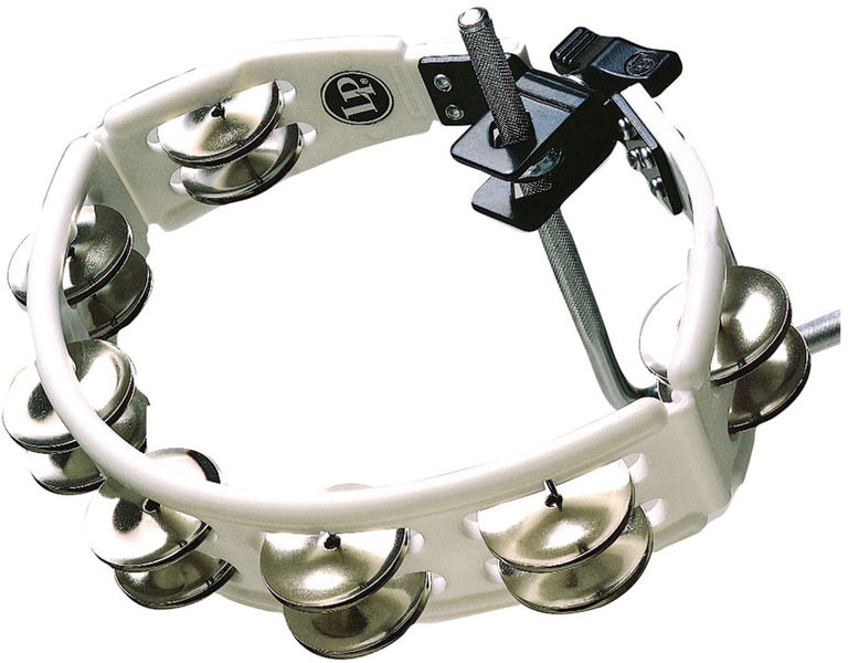 LP 162 Cyclop Drum Tambourine WH