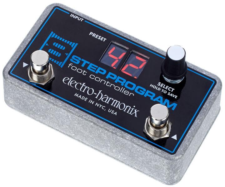 Electro Harmonix 8-Step Program Foot Controller