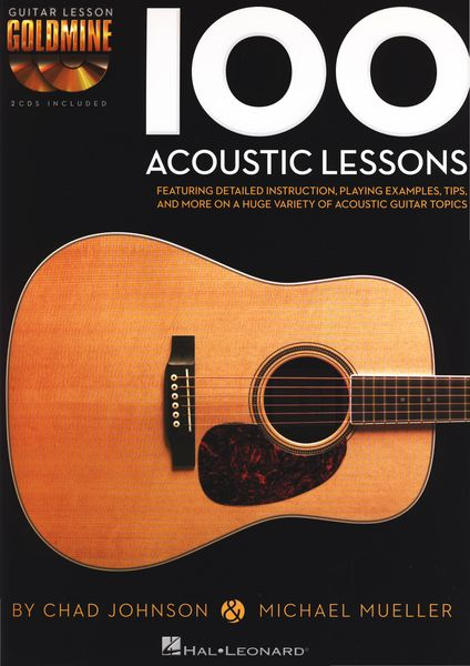 Hal Leonard Goldmine: 100 Acoustic Lesson
