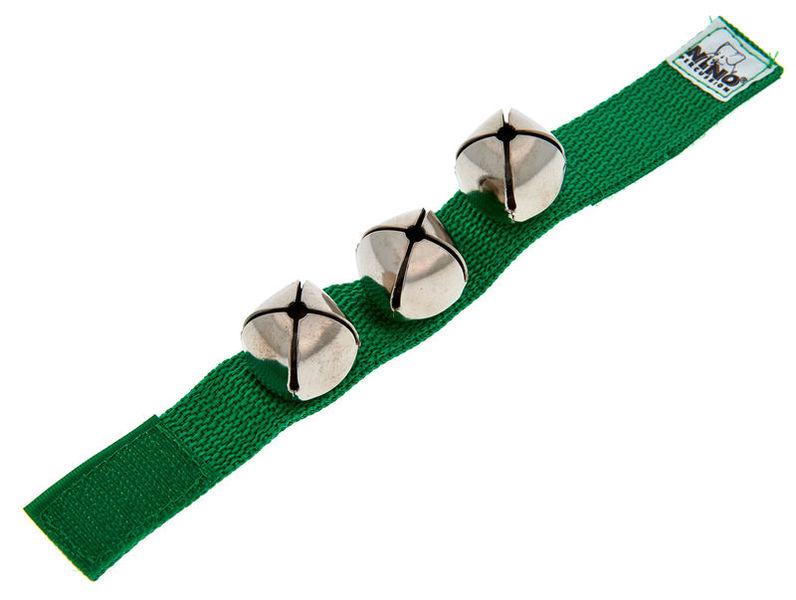 Nino Nino961GR Wrist Bells Green