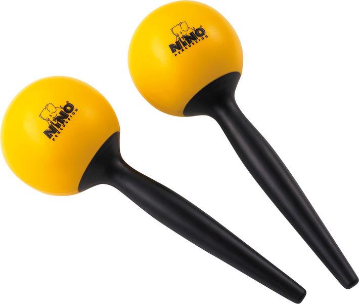 Nino Nino 582Y Maracas Yellow