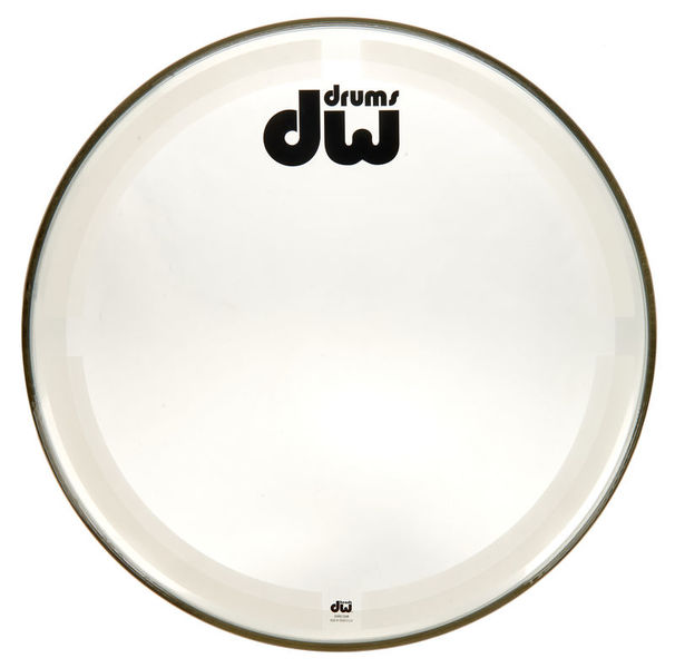 "DW CC-24K 24"" Bass Drum Head"