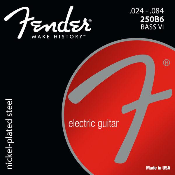 Fender 250B6 String Set
