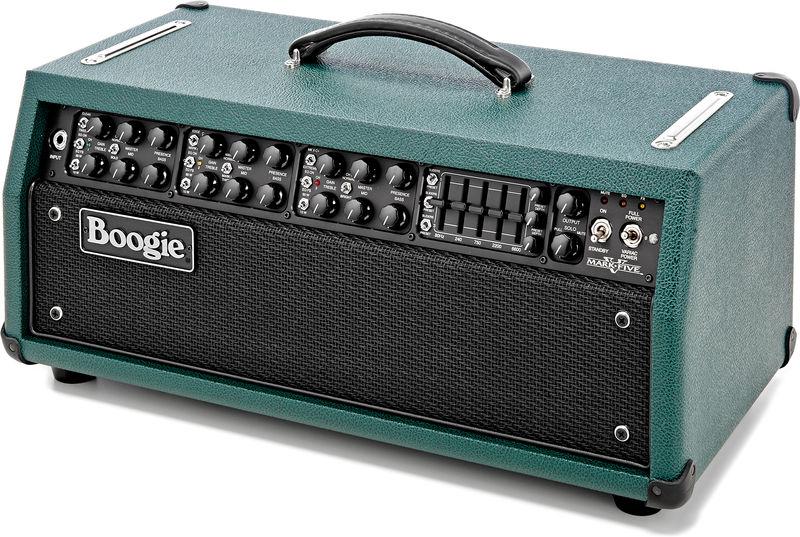 Mesa Boogie Mark V Head Custom 2 Emerald
