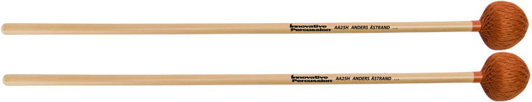 Innovative Percussion Vibraphone Mallets AA25H