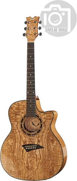 Dean Guitars Exotica Quilt Ash A/E Gloss