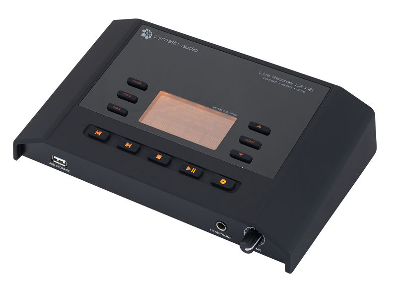 Cymatic Audio Live Recorder LR-16