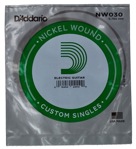 Daddario NW030 Single String