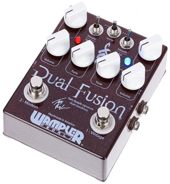 Wampler Tom Quayle Dual Fusion