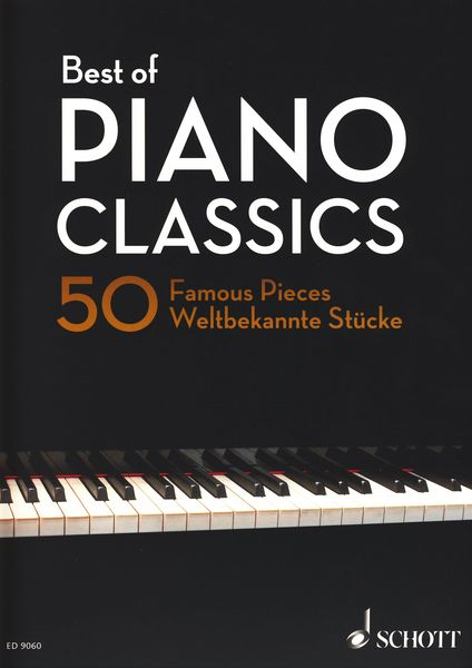 Schott Best Of Piano Classics 1