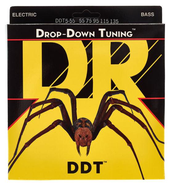 DR Strings DDT-5-55