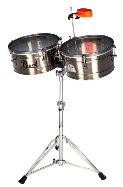 Pearl Marc Quiñones Sign. Timbales