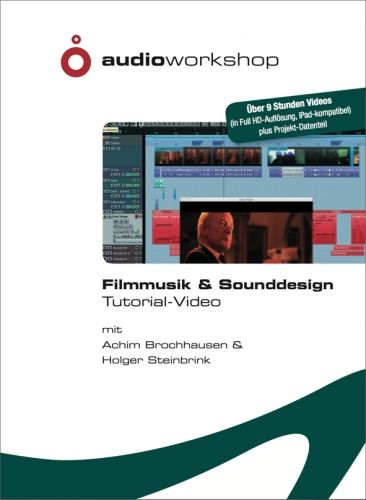Audio Workshop Filmmusik & Sounddesign DVD