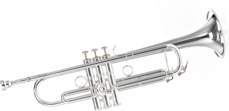 Carol Brass CTR-5002L-YLT-Bb-S