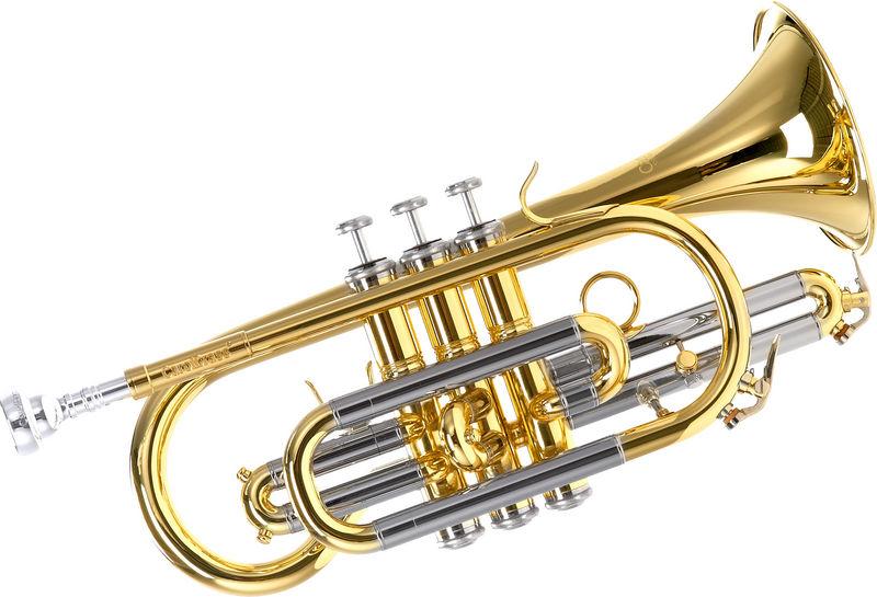 Carol Brass CCR-3200-YSS-Bb-L