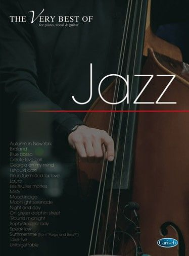 Carisch The Very Best Of Jazz PVG