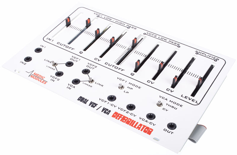 Analogue Solutions Defibrillator Plain white