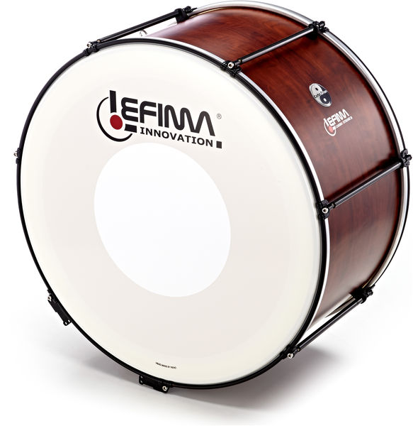 Lefima BNS 2614 Walnut Bass Drum