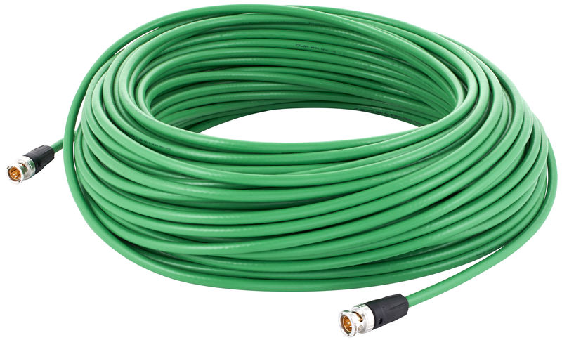 the sssnake BNC Video Cable 50m