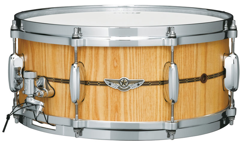 """Tama 14""""x06"""" Star Snare Stave Ash"""