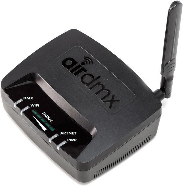 Ehrgeiz AirDMX iPad DMX Controller