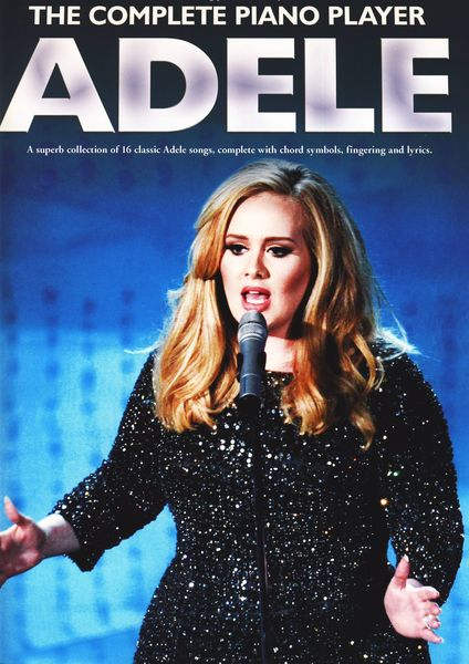 Wise Publications Complete Piano Player: Adele