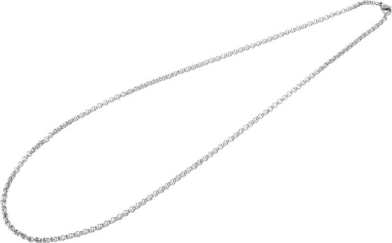 Rockys Necklace Stainless Steel 50
