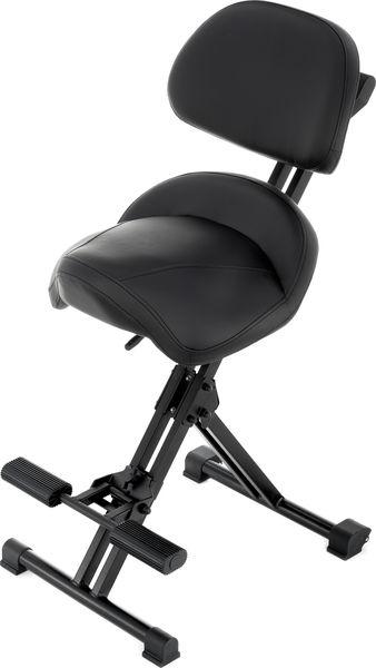 Mey Chair Systems AF-SR-Comfort-KL4-AH BK
