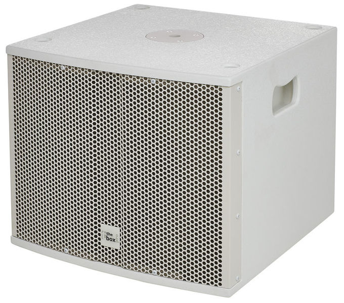 the box pro Achat 112 Sub A WH