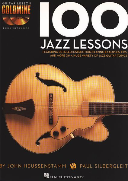 Hal Leonard Goldmine: 100 Jazz Lessons