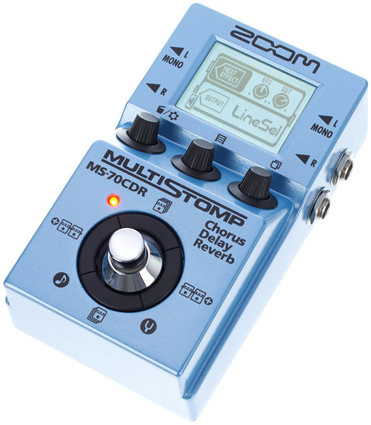 Multi Stomp MS-70 CDR Zoom