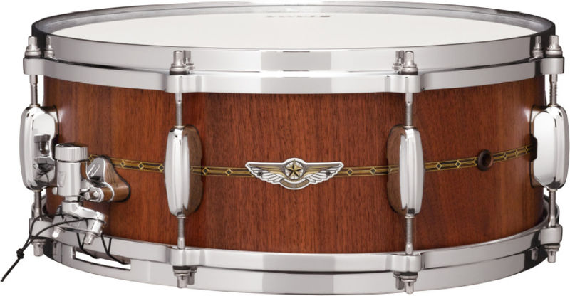 "Tama 14""x06"" Star Stave Walnut"