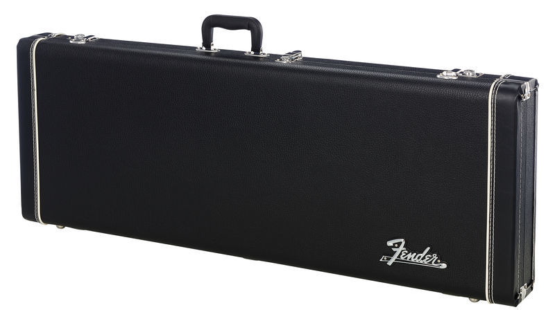 Fender Pro Series Strat/Tele Case BLK
