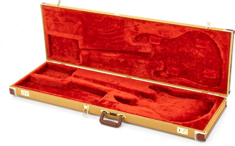 Fender Pro Series P/J Case TWD