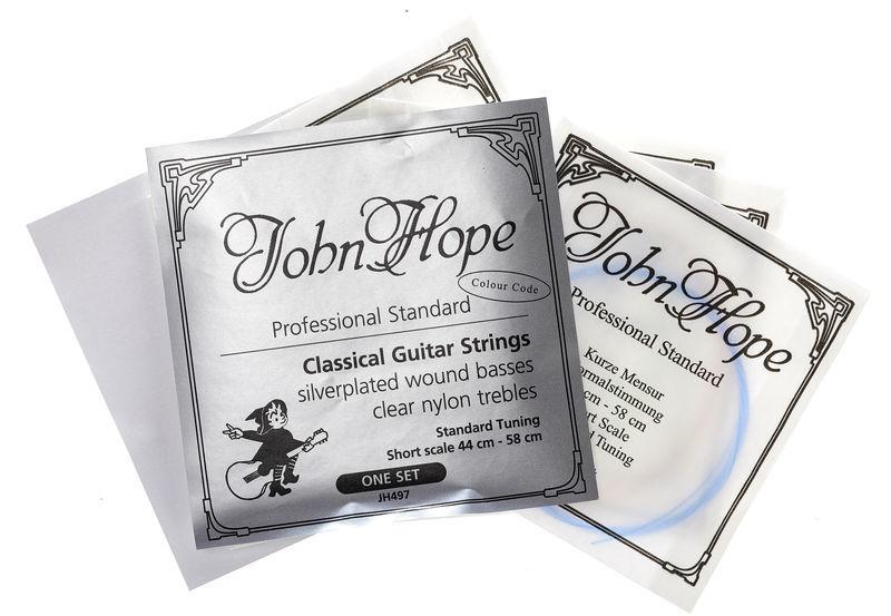 John Hope JH497-Colour Code