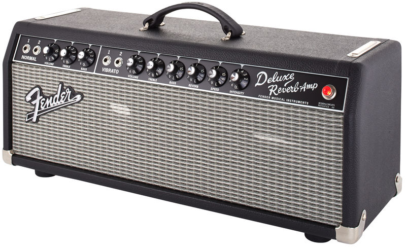 Fender 65 Deluxe Reverb Head