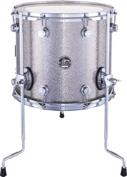 "DW 14""x12"" FT Performance Pewter"