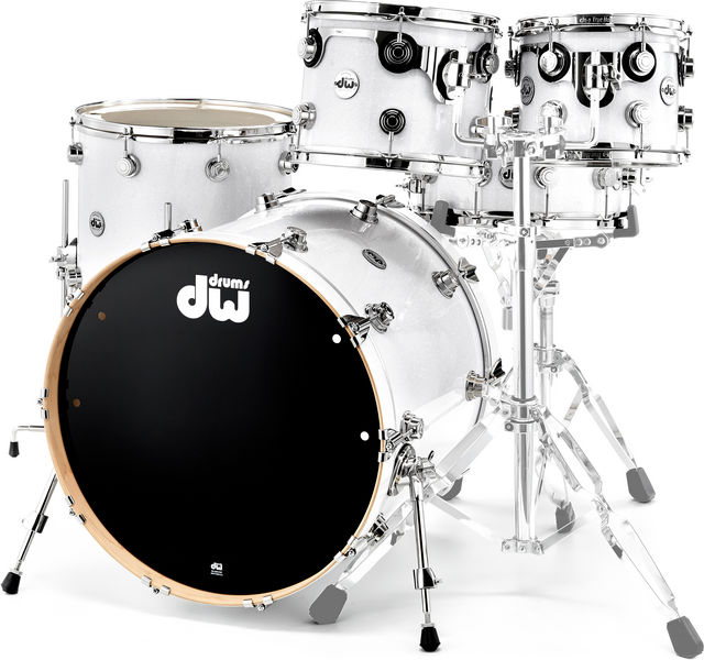 DW Finish Ply Set White Glass