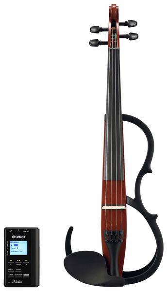Yamaha SV-150 S BR Silent Violin Set