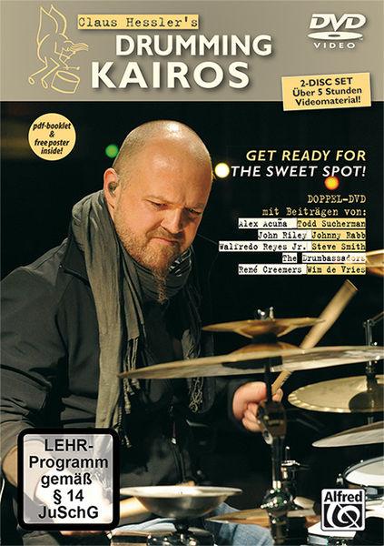 Alfred Music Publishing Drumming Kairos