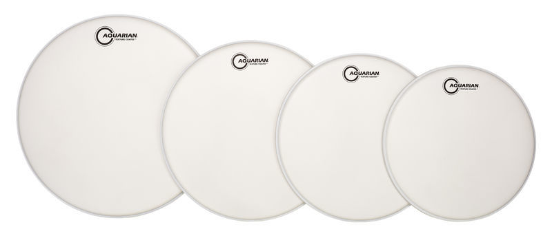 Aquarian TC-B Drum Head Set Standard
