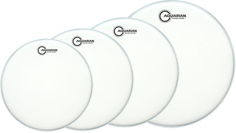 Aquarian TC-B Drum Head Set Standard
