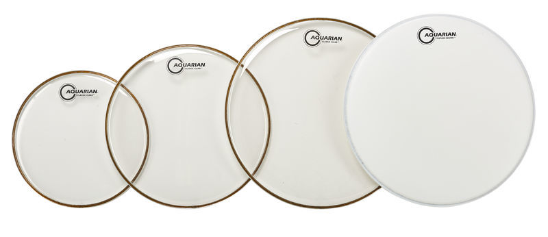 Aquarian CC-A Drum Head Set Studio
