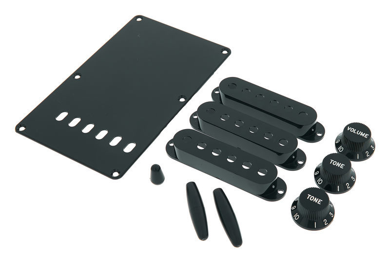 Montreux 651 SC Accessory Kit Black